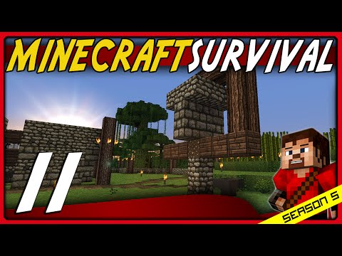 Minecraft Survival 1.10 | Lets Play [S5 Episode 11] - Design & Technology Fail!