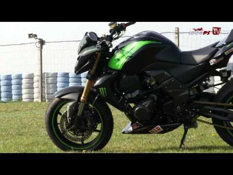 Kawasaki Z750 RR Cup Edition - Test Pannoniaring