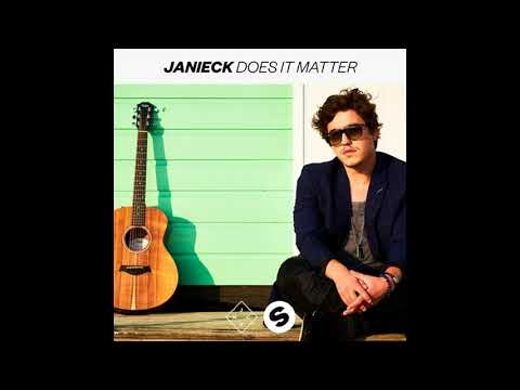 Janieck - Does It Matter (Extended Mix)