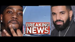Fivio Foreign Car Swiss Cheesed in Atlanta (He is OK), Drake first Singing Rapper Fader Says