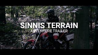 Sinnis Terrain 125cc Adventure Bike - Promotional Trailer
