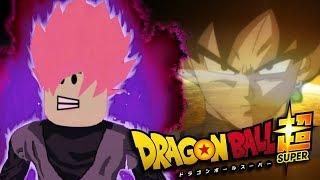BLACK GOKU Y EL NUEVO SUPER SAIYAJIN ROSE - Dragon Ball Super Roblox #4