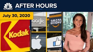 Amazon, Apple, Facebook And Google Report Earnings: CNBC After Hours