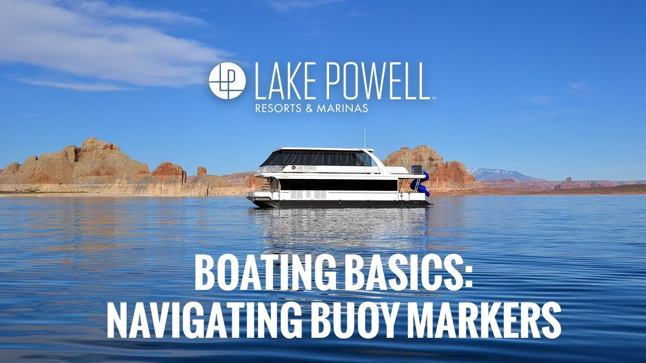 Boating basics: How to navigate buoy markers