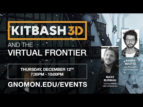 KitBash3d And The Virtual Frontier