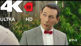 [4k][60FPS] PEE WEE'S BIG HOLIDAY Official Trailer 4K 60FPS HFR[UHD] ULTRA HD