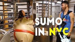 Sumo Suits in New York City  | OTGW