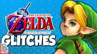 Glitches in Ocarina of Time - OOT Glitches & Speedrun Tricks - DPadGamer