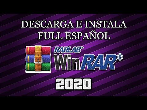 Descargar E Instalar WinRAR 5.40 Full Español 32/64Bits 2017 (MEGA-MediaFire-4Shared)