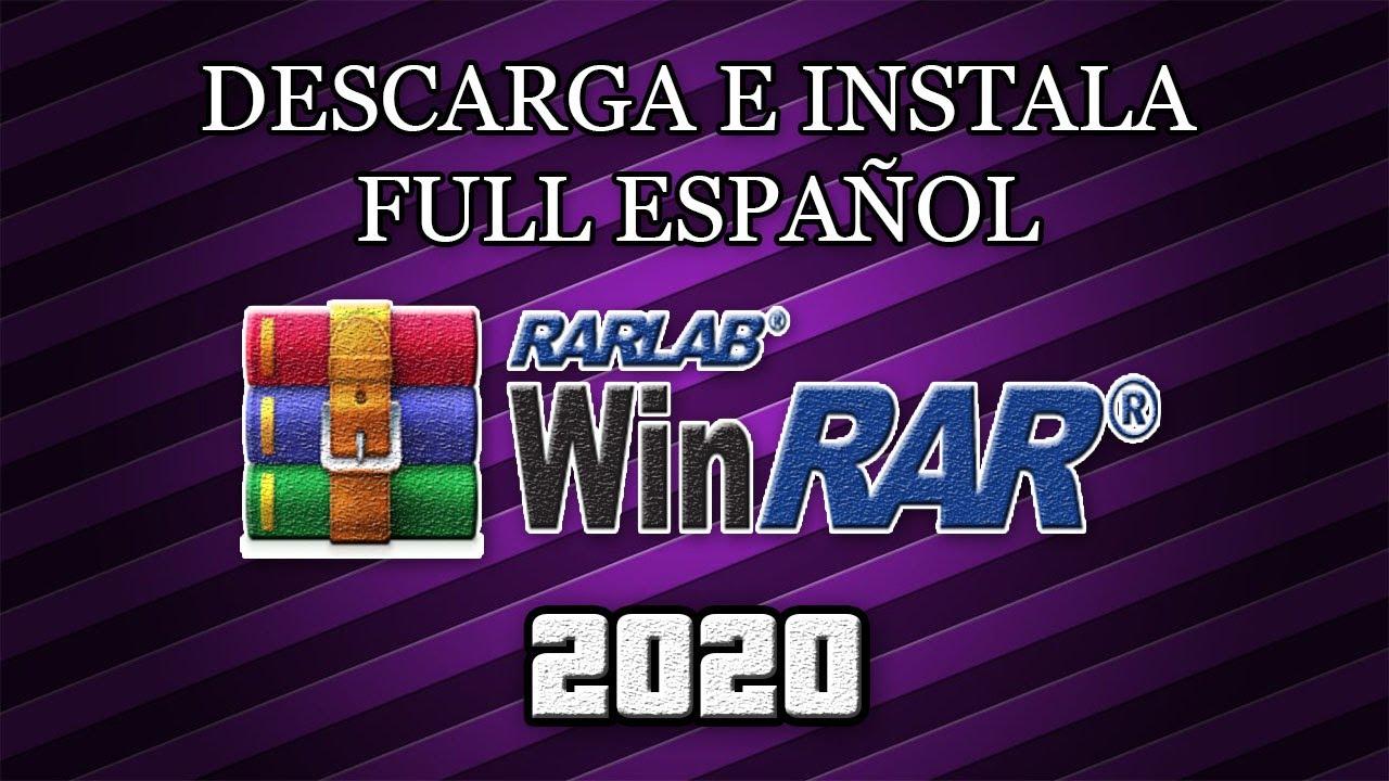 descargar winrar 5.70 para windows x64 en espanol