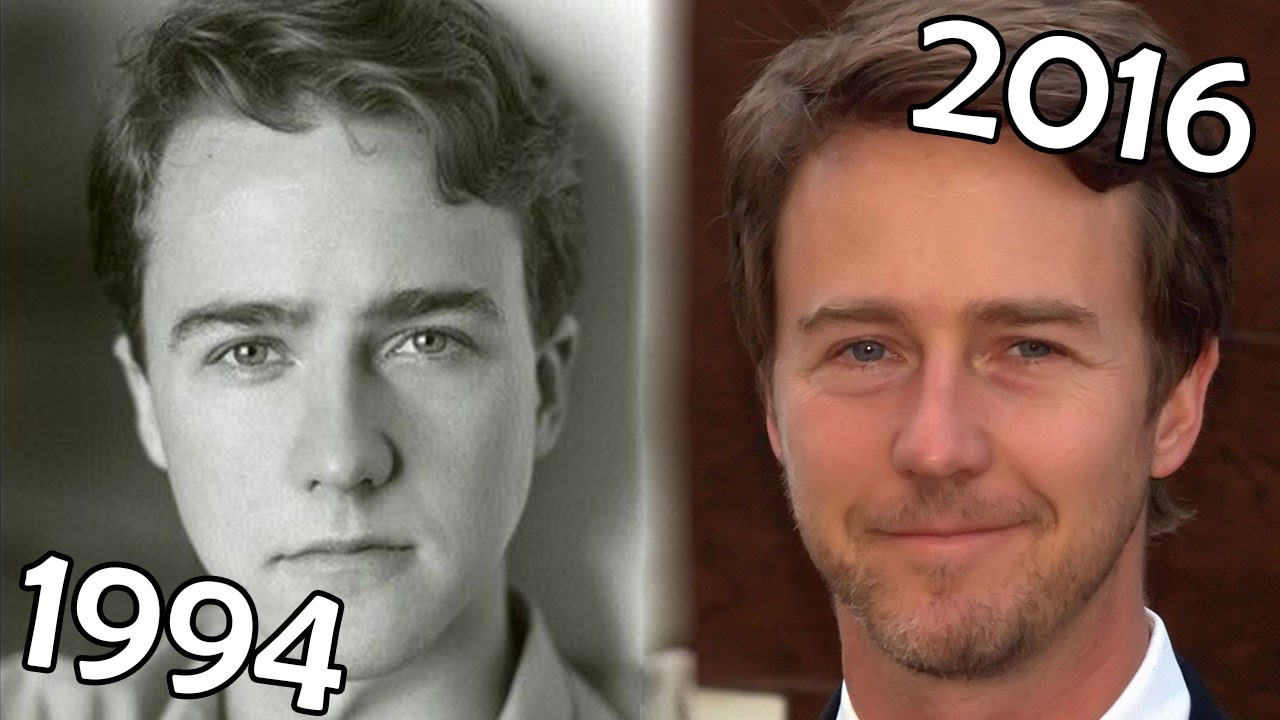 Edward Norton (1994-2016) all movies ...