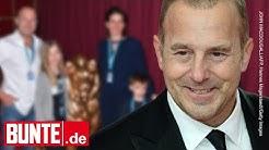 Heino Ferch - Seltener Auftritt! Hier zeigt er seine hübsche Frau und die süßen Kinder