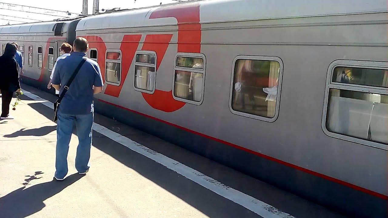 поезд москва-орск фото