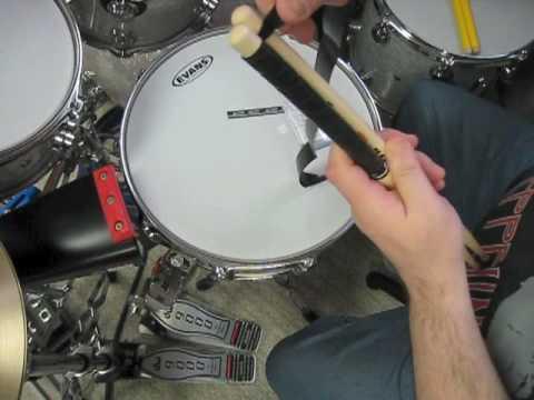 drum sticks grip tape joedrums youtube. Black Bedroom Furniture Sets. Home Design Ideas