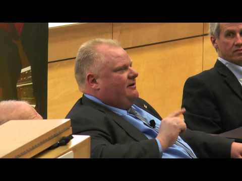 Ryerson Mayoral Debate