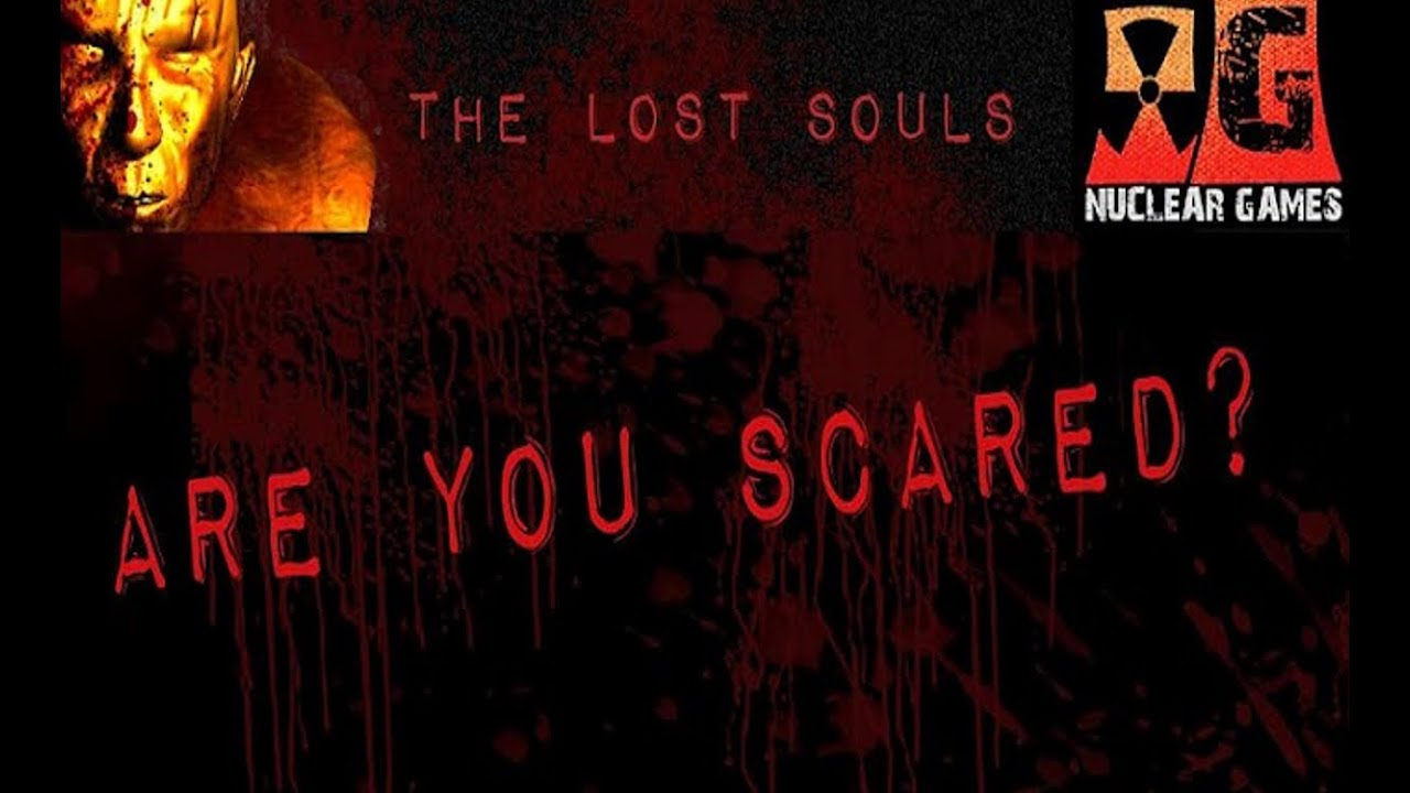The lost souls indie horror game
