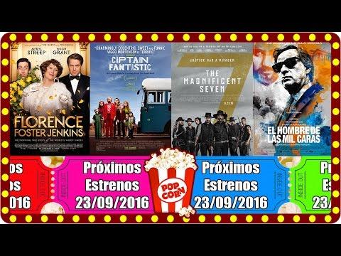 Estrenos Recomendados - 23/09/2016 - CRÍTICA - REVIEW - Los siete magníficos - Captain Fantastic