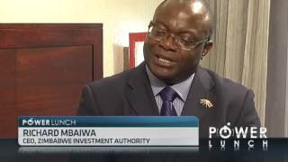 Investment Environment in Zimbabwe