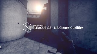 In the crosshairs: SK in the ELEAGUE Qualifier