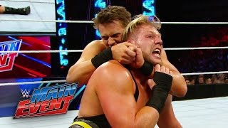 The Miz vs. Jack Swagger: WWE Main Event, April 11, 2015