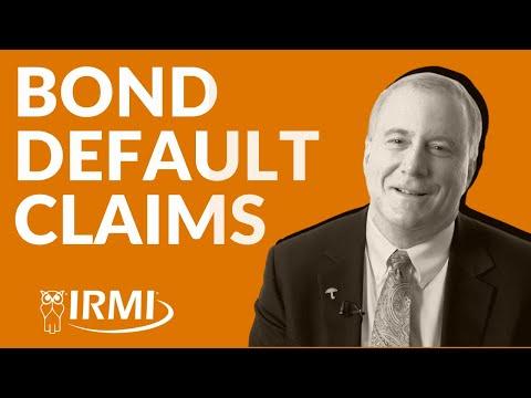 Performance Bond Default Claims: Tips for Addressing Financial Concerns