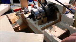 Horizontal Pattern Router