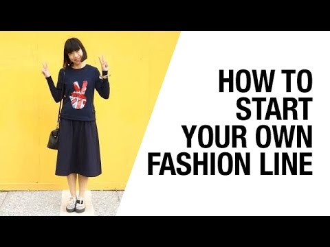 How to Start a Fashion Line | Chictopia x Elizabeth Lau (The Refinery HK)