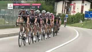 Велоспорт   Джиро дИталия   17 й этап 1 часть