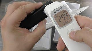 XiaoMi Yuwell YHW-2 - многофункциональный термометр Сяоми ► Посылка из Китая / JD