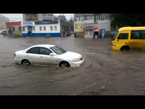 Хабаровск топит