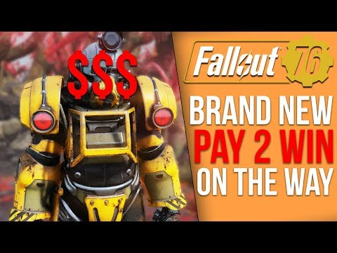 Bethesda Plans to Add Pay to Win Microtransactions into Fallout 76 thumbnail