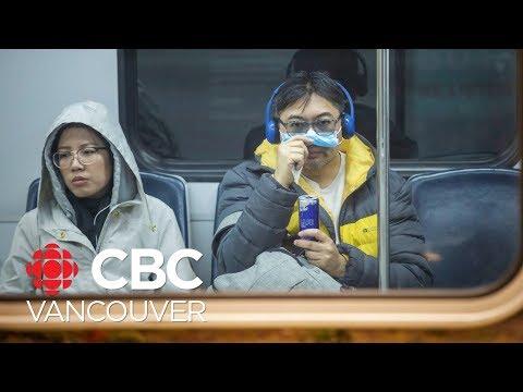 Preventing COVID-19's Spread On B.C. Transit