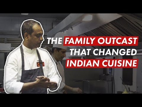 The First Michelin-Starred Indian Restaurant in South East Asia: The Song of India