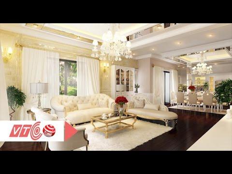 Thiết kế nội thất gia đình đúng phong thủy | VTC