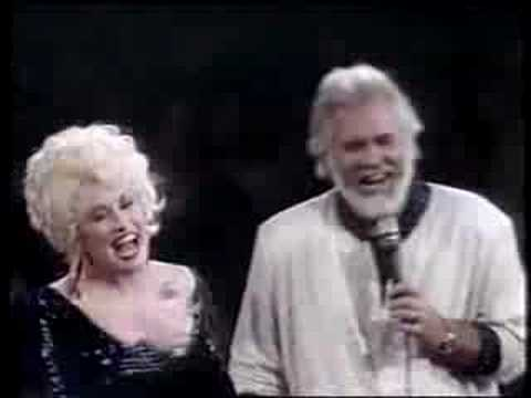 We Got Tonight -Dolly Parton & Kenny Rogers live 1985