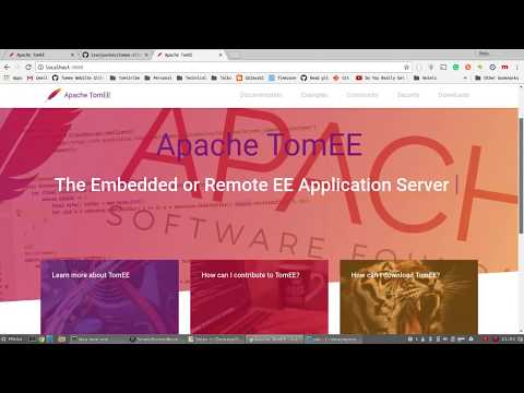 How to contribute to the TomEE website
