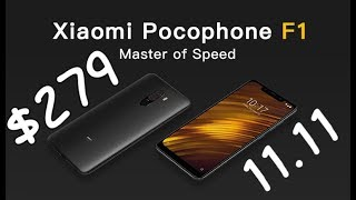 11.11 Crazy Deals! Gearbest lowest prices! Best smartphones for the best prices 2018