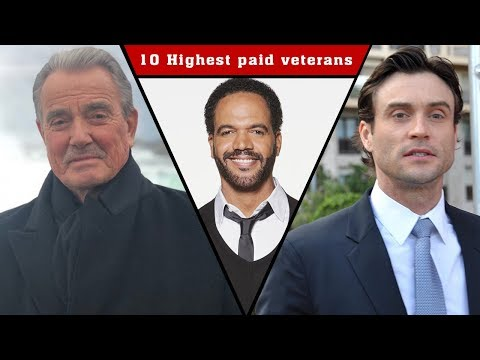 TOP 10 Highest Paid Soap Actors | Young And Restless | General Hospital | Bold And Beautiful