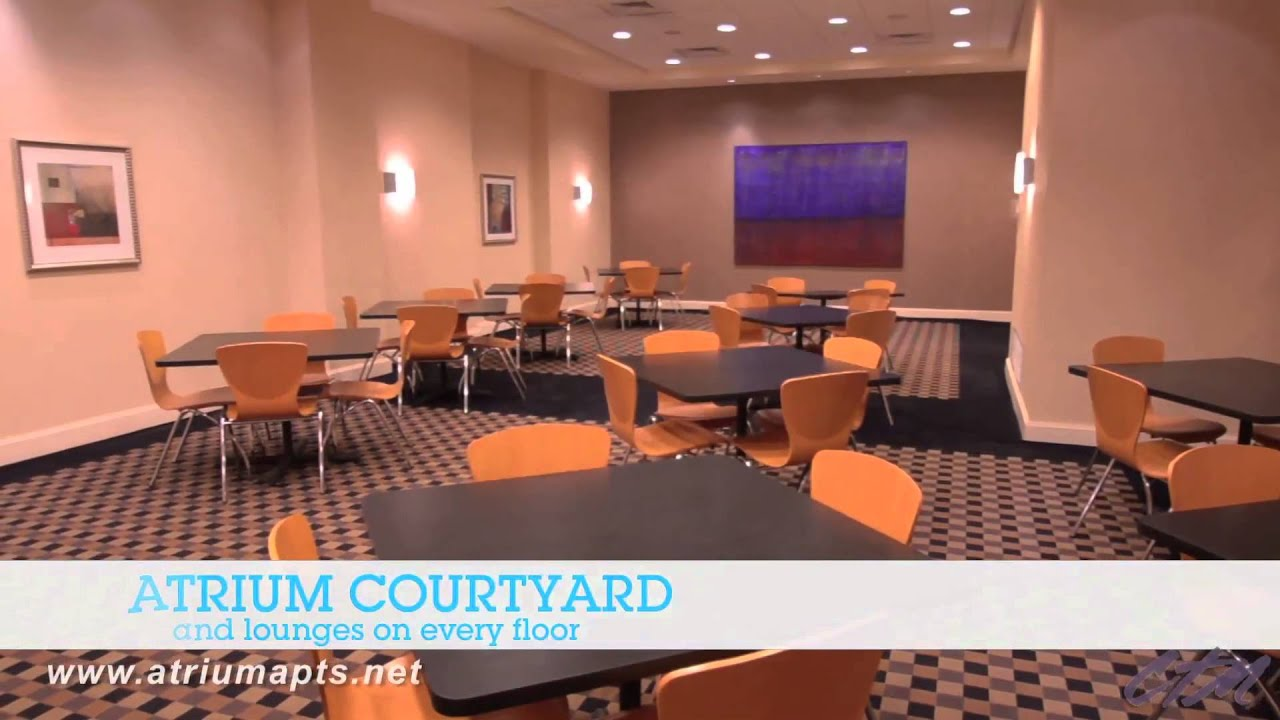 The Atrium At Market Center Baltimore Md Luxury