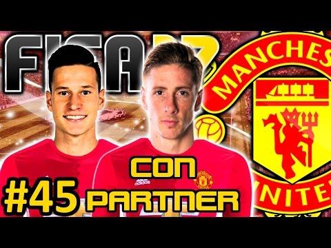 fifa-17-manchester-united-modo-carrera-#45- -empieza-la-temporada- -con-partner