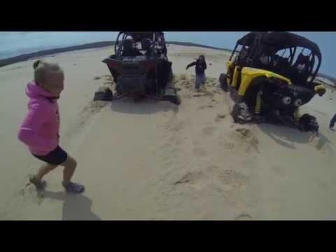 Quick sand claims RZR and Maverick