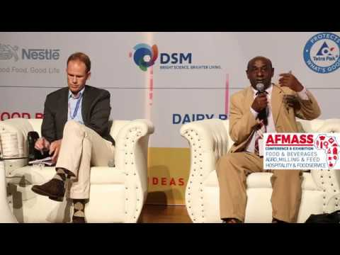 Panel Discussion - BOOSTING MILK PRODUCTION IN KENYA
