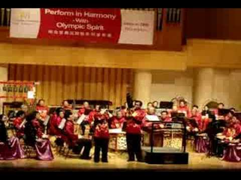 Bloomingdale HS Orchestra Performs in China #3