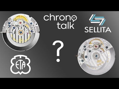 [EN] ETA or Sellita movements? Do you know what are they and what are the differences?