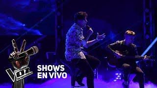 """Shows en vivo #TeamAxel: Fede Gómez canta """"Si tu no estás ..."""