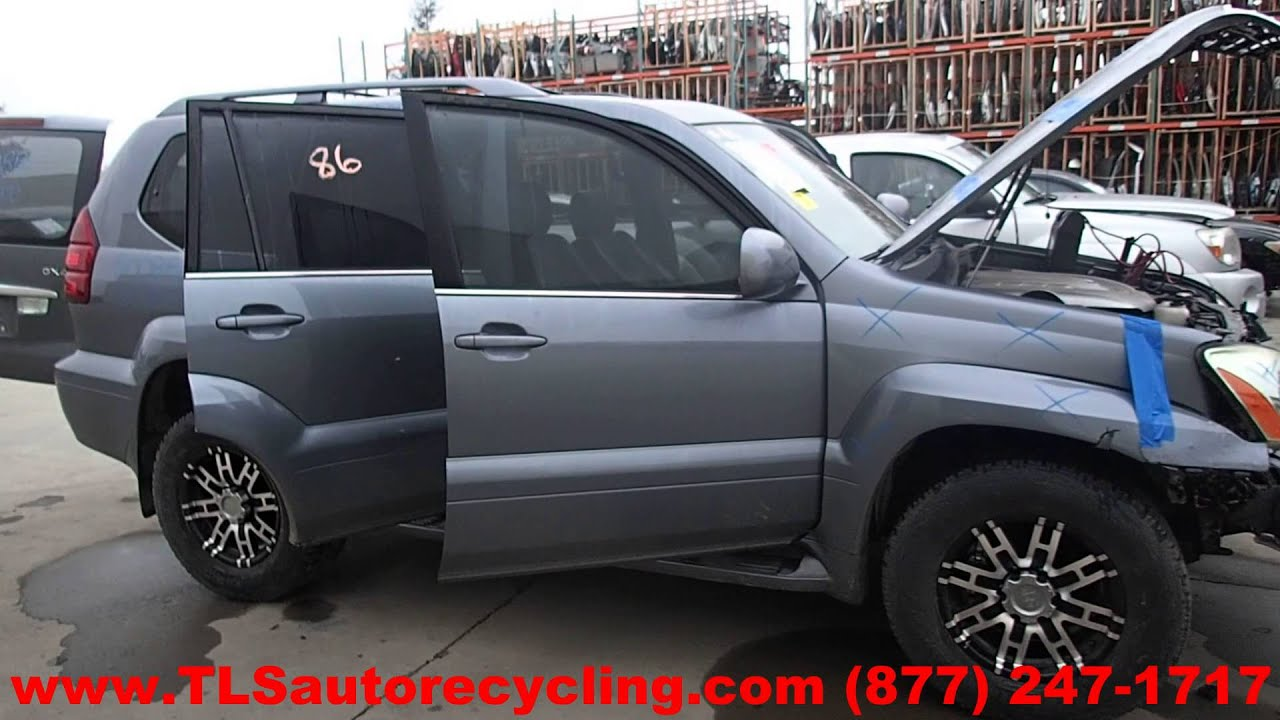 2004 lexus gx470 parts for sale save up to 60 youtube. Black Bedroom Furniture Sets. Home Design Ideas