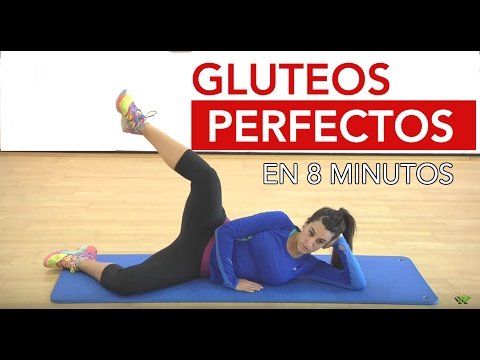 Ejercicios glúteos perfectos ?  y firmes con solo 10 ejercicios