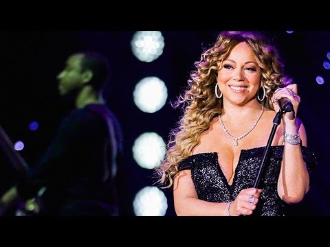 Mariah Carey - 10 Notes In 1 Second Run During 'Emotions' Du