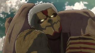 shingeki no kyojin 2 : Eren vs Reiner parte 1