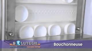 Distributrice de bouchons Solutech, Cap dispencer Solutech